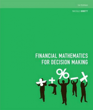 Image of Financial Mathematics For Decision Making