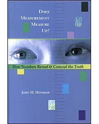 Image of Does Measurement Measure Up How Numbers Reveal & Conceal Thetruth
