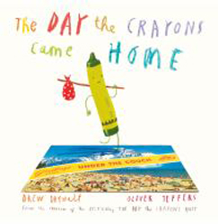 Image of Day The Crayons Came Home