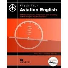 Image of Check Your Aviation English : Student Book + Audio Cd Pack