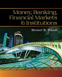 Image of Money Banking Financial Markets And Institutions