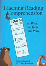 Image of Teaching Reading Comprehension : The What The How The Why