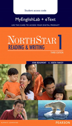 Image of Northstar 1 : Reading And Writing : Students Etext With Mylab