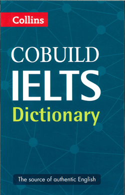 Image of Collins Cobuild Ielts Dictionary