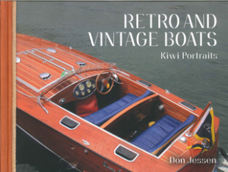 Image of Retro And Vintage Boats Kiwi Portraits