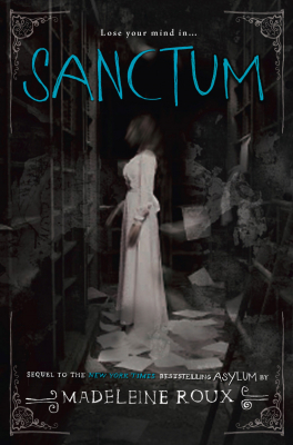 Image of Sanctum : Asylum Book 2
