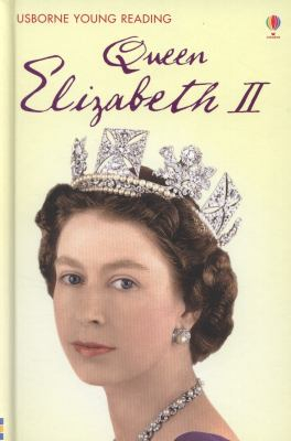 Image of Usborne Young Reading Queen Elizabeth Ii