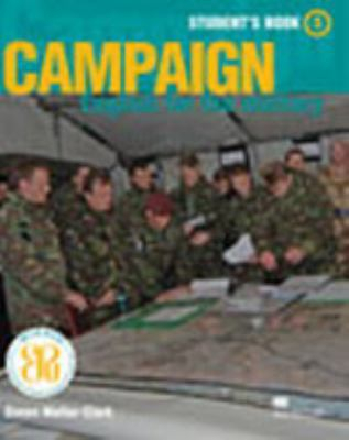 Image of Campaign 3 : English For The Military Student's Book
