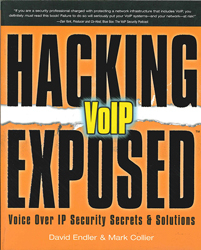 Image of Hacking Exposed Voip