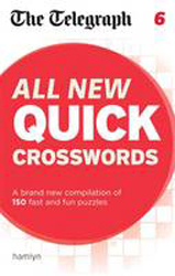 Image of Telegraph : All New Quick Crosswords 6