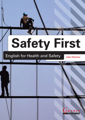 Image of Safety First : English For Health And Safety : Resource Bookwith Audio Cds