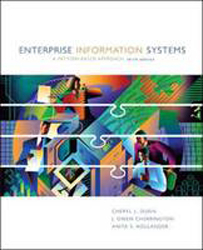 Enterprise Information Systems A Pattern Based Approach