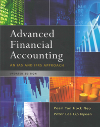 Image of Advanced Financial Accounting An Ias & Ifrs Approach Updatededition