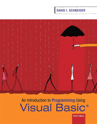 Image of Introduction To Programming Using Visual Basic