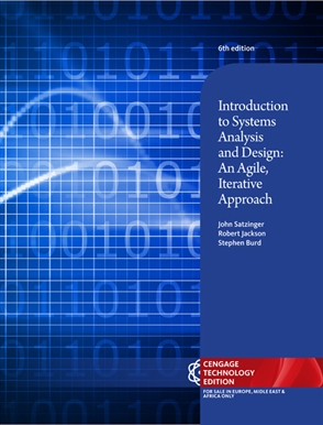 Image of Introduction To Systems Analysis And Design An Agile Iterative Approach