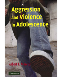 Image of Aggression & Violence In Adolescence