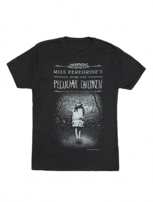 Image of Miss Peregrine's Home For Peculiar Children Unisex T-shirt: Size Xxl