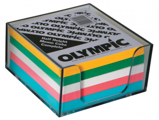 Image of Memo Cube Olympic Half Height Complete