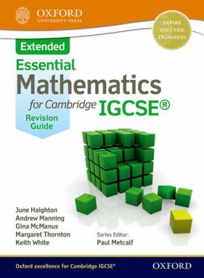 Image of Essential Mathematics For Igcse Revision Guide