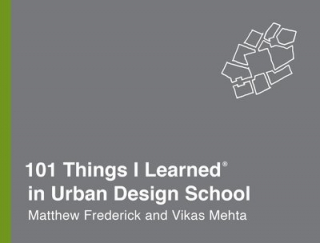 Image of 101 Things I Learned In Urban Design School