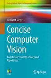 Image of Concise Computer Vision : An Introduction Into Theory And Algorithms