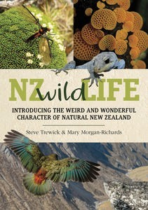 Image of Nz Wild Life : Introducing The Weird And Wonderful Characterof Natural New Zealand