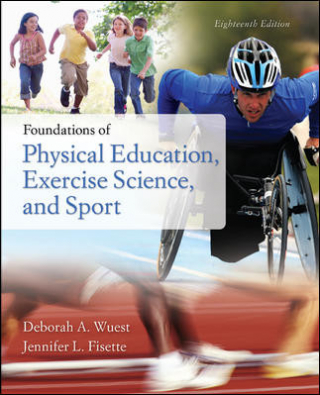 Image of Foundations Of Physical Education Exercise Science And Sport