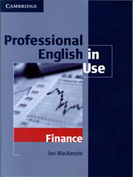 Image of Professional English In Use Finance