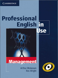 Image of Professional English In Use : Management