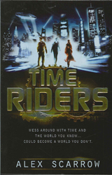 Image of Time Riders