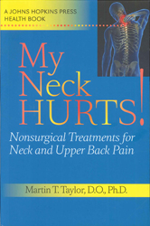 Image of My Neck Hurts : Nonsurgical Treatments For Neck And Upper Back Pain