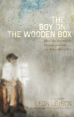 Image of The Boy On The Wooden Box : How The Impossible Became Possible On Schindler's List