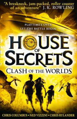 Image of Clash Of The Worlds : House Of Secrets Book 3