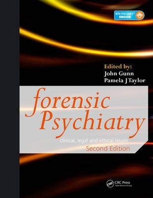 Image of Forensic Psychiatry : Clinical Legal And Ethical Issues