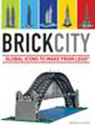 Image of Brick City : Global Icons To Make From Lego