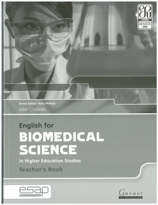 Image of English For Biomedical Sciences In Higher Education Studies : Teacher's Book