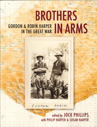 Image of Brothers In Arms : Gordon & Robin Harper In The Great War