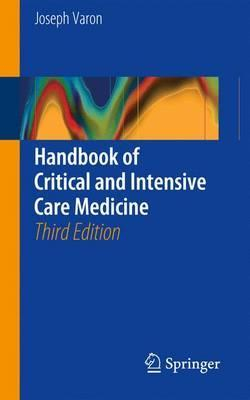 Image of Handbook Of Critical And Intensive Care Medicine