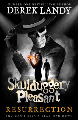 Image of Resurrection : Skulduggery Pleasant Book 10