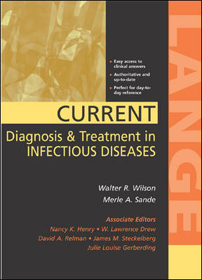 Image of Current Diagnosis And Treatment In Infectious Diseases