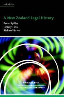 New Zealand Legal History - ubiq bookshop: the best place to