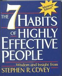 7 Habits Of Highly Effective People : Miniature Edition