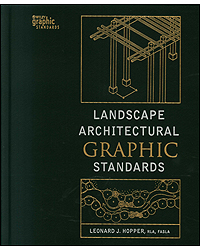 Image of Landscape Architectural Graphic Standards