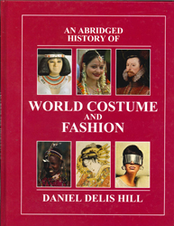 Image of Abridged History Of World Costume And Fashion