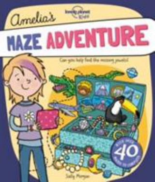 Image of Lonely Planet Amelia's Maze Adventure