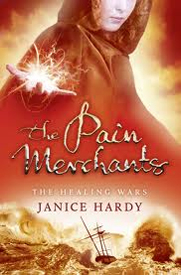 Image of Pain Merchants : Healing Wars Book One