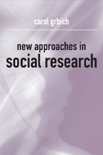 Image of New Approaches In Social Research