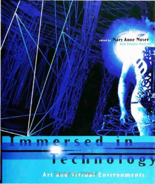 Image of Immersed In Technology Art & Visual Environment