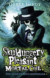 Image of Mortal Coil : Skulduggery Pleasant Book 5