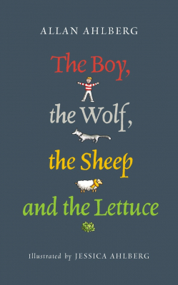 Image of Boy The Wolf The Sheep & The Lettuce